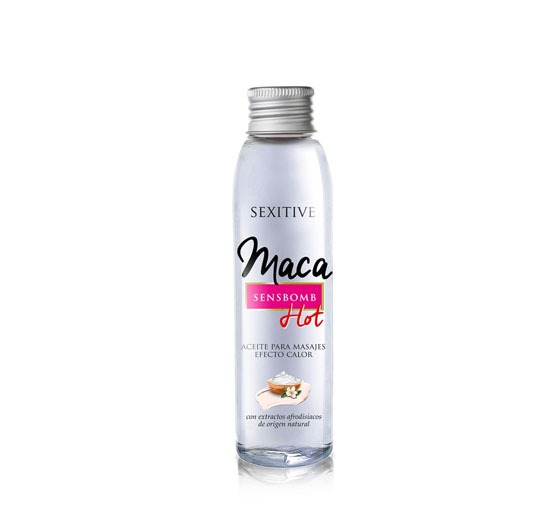 BODY OIL EFECTO CALOR MACA