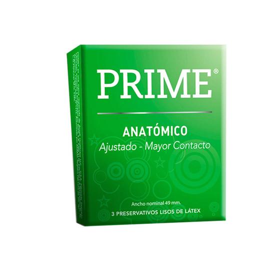 Prime Anatómico x 3